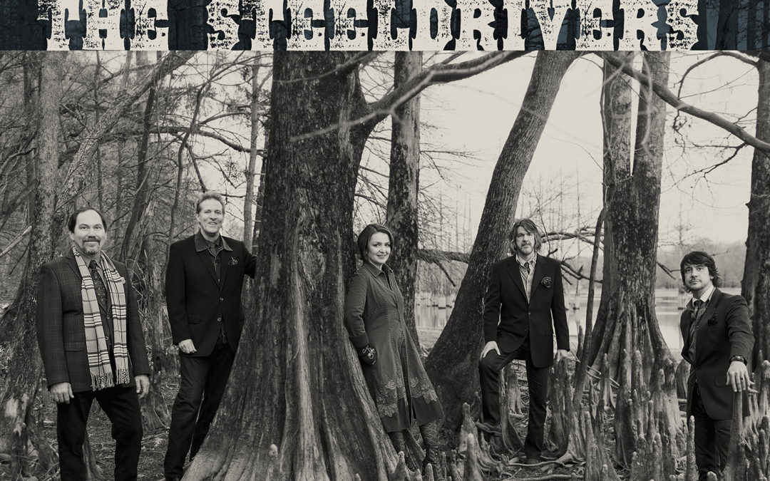 The SteelDrivers' Critically Acclaimed The Muscle Shoals Recordings  Debuts at #1 On Billboard's Bluegrass Chart