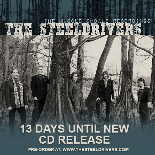 "Our new album ""The Muscle Shoals Recordings"" releases in 13 days!"