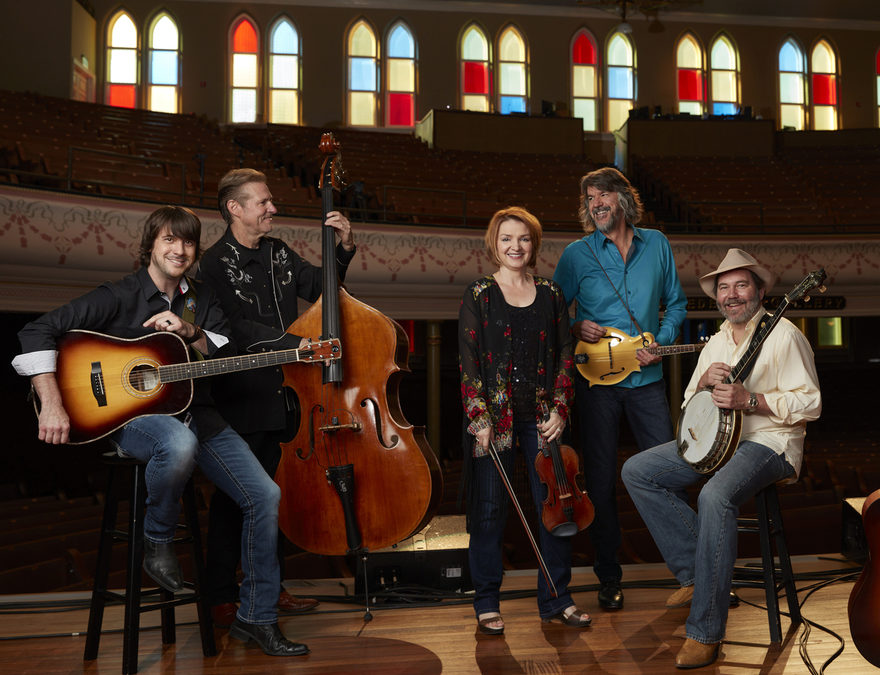 THE STEELDRIVERS ANNOUNCE THEIR 2017 WINTER TOUR